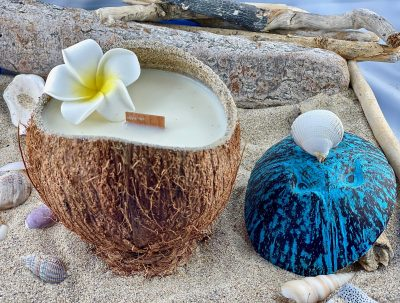 Une Coco à Poils - My Coco Candle