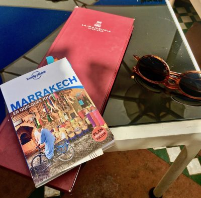 Lonely Planet Marrakech