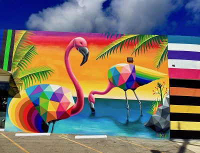 Street art à Wynwood Miami - Coco Island Blog