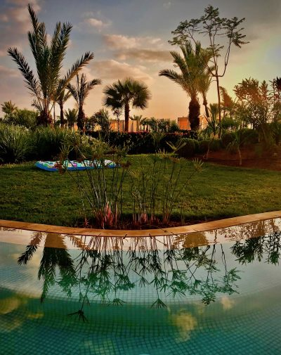 Hotel Be live collection Marrakech - Coco Island blog