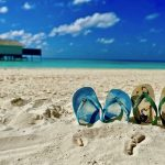 Tongs Havaianas aux Maldives - Coco Island Blog